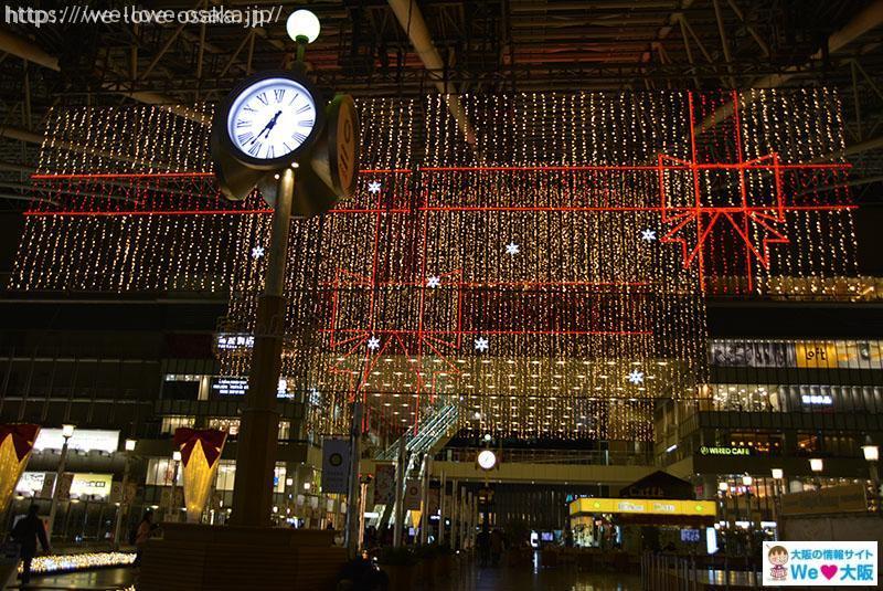 JR大阪駅 トワイライトファンタジー