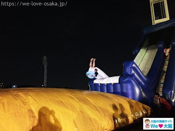 大阪城ウォータープール