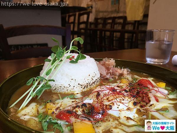 ジパングカレー料理②