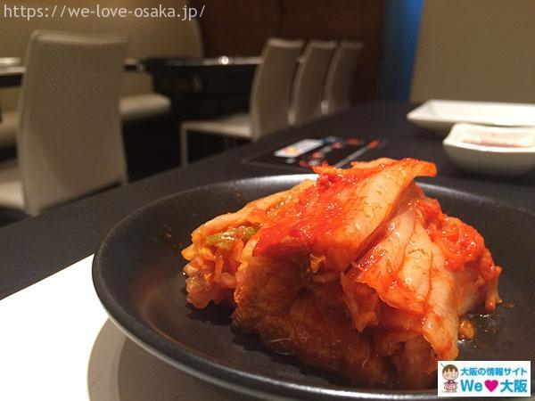 焼肉No.1 キムチ