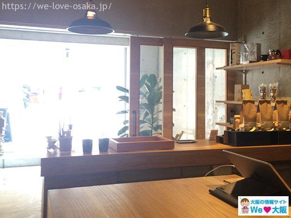 THE COFFEE COFFEE COFFEE 店内