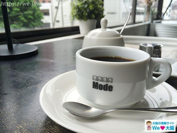 カフェモード コーヒー