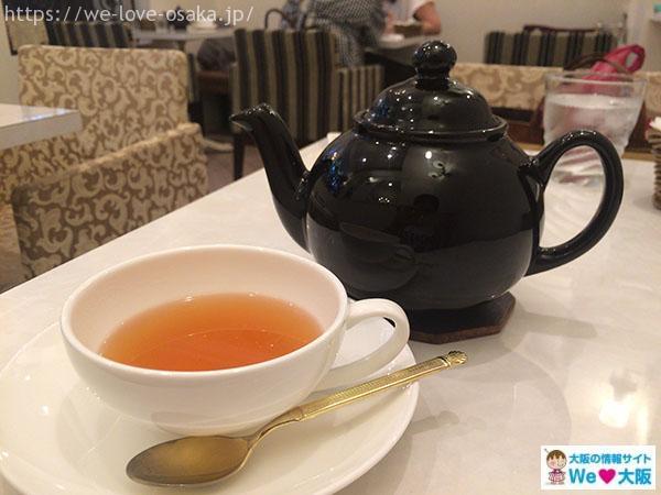 サロン・ド・テ プレジール 紅茶