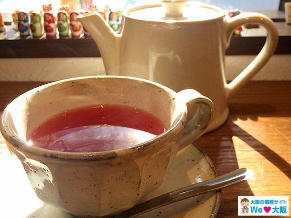 パティスリーアクイユ 紅茶