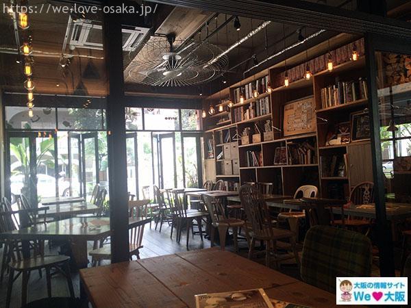 グッドスプーンカフェ 店内②