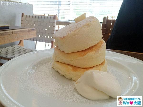 ミカサデコ パンケーキ
