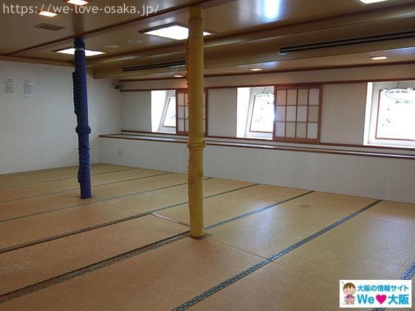 日本丸 室内②