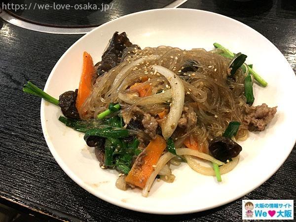 韓国居酒屋 肝っ玉亭 料理⑤