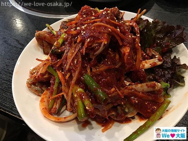 韓国居酒屋 肝っ玉亭 料理