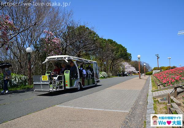 鶴見緑地園内バス