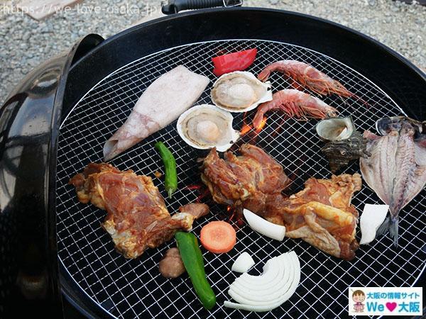 ウメキタ!!!BBQ GLAMPING PARKグランピング