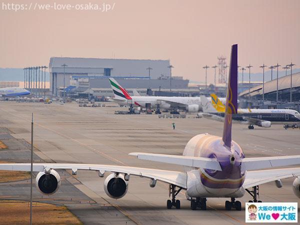 関西空港 機体②