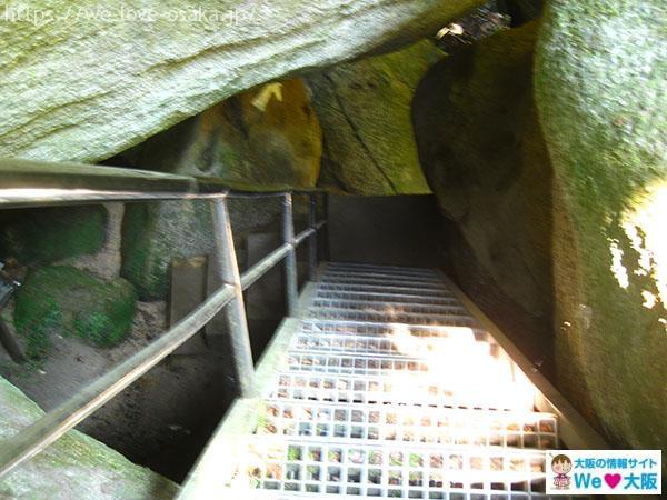 岩船神社 岩窟めぐり