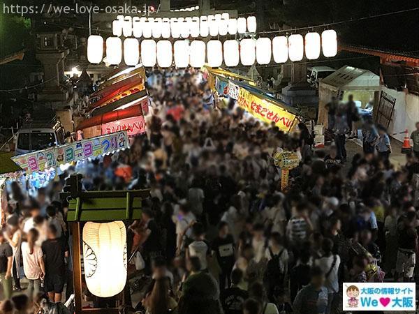 住吉大社 祭り⑨