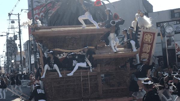 岸和田だんじり祭り⑥