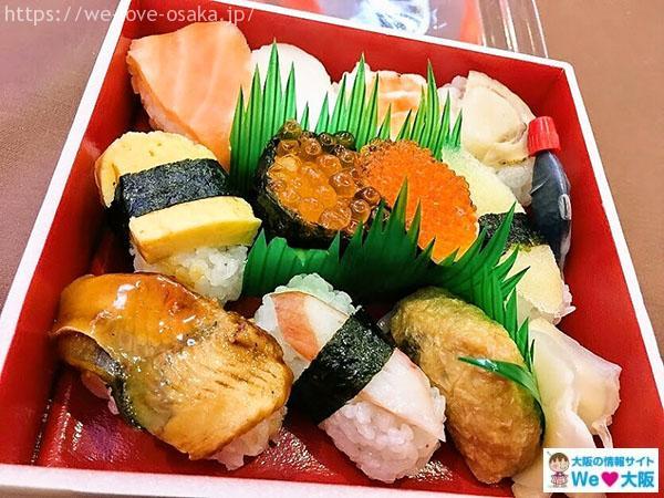 黒門市場 寿司