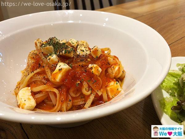 potto 完熟トマトとモッツァレラチーズ