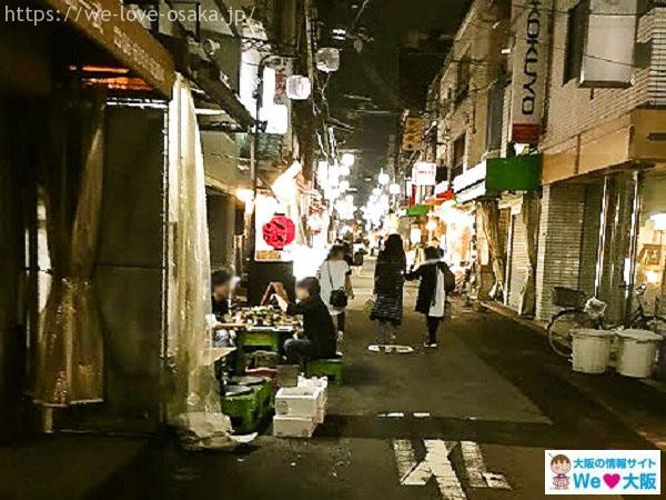大阪はしご酒 裏道②