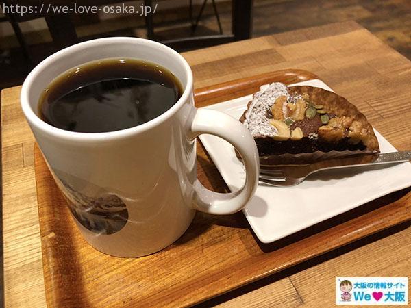 SANWA COFFEE WORKS コーヒーとタルト