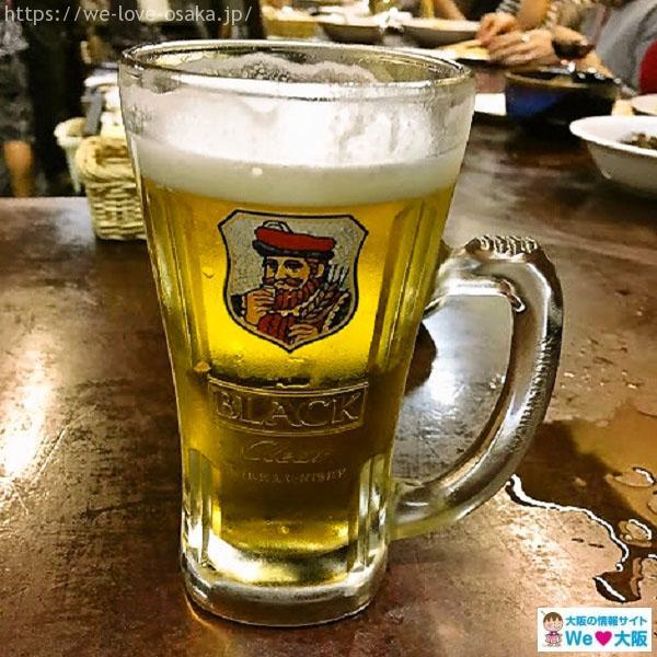 大阪はしご酒 裏ヒロヤ ビール
