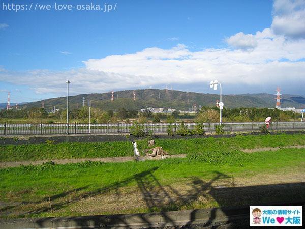京阪電車 景色⑦