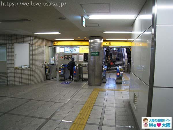 大門酒造 京阪河内森駅①