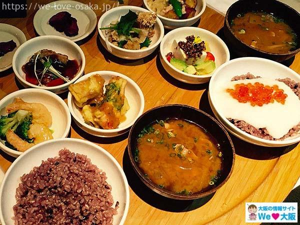 yusoshi chano-ma 料理 中