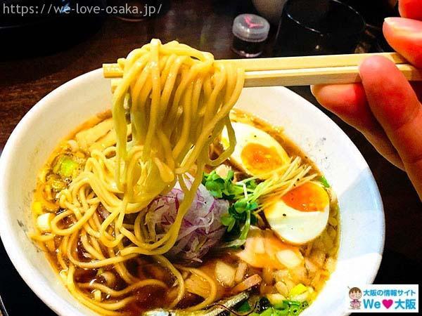 麺のようじ 料理② 中