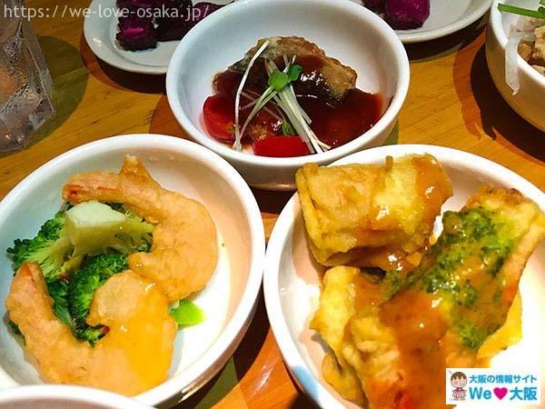 yusoshi chano-ma 料理② 中