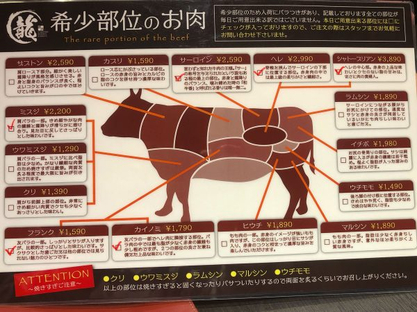 鶴橋焼肉 一龍8