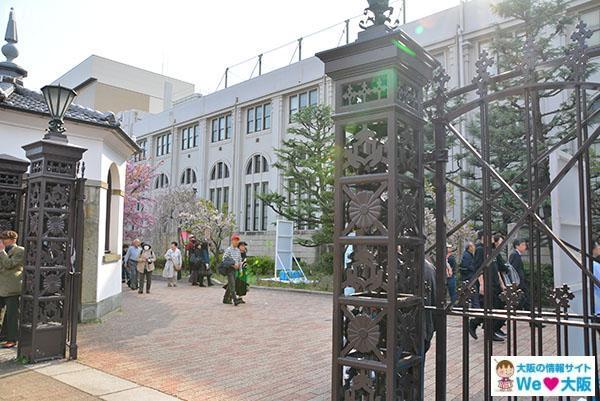 造幣局 旧正門②