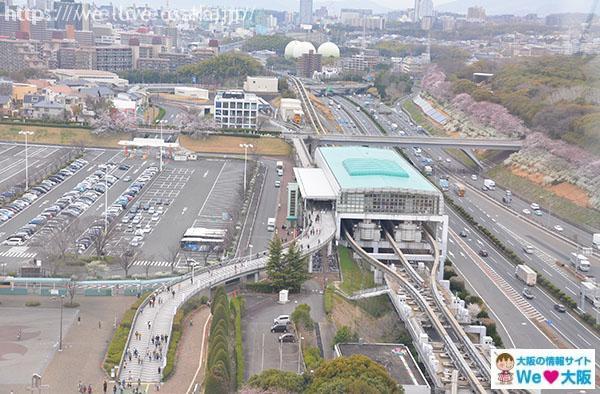 万博公園駅
