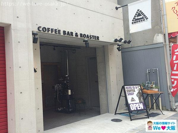THE COFFEE COFFEE COFFEE 外観