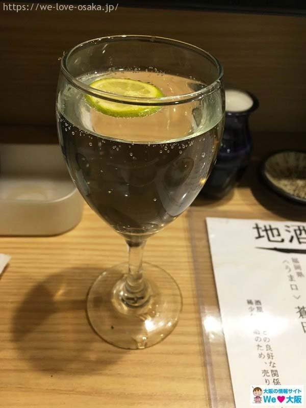 大阪はしご酒天王寺