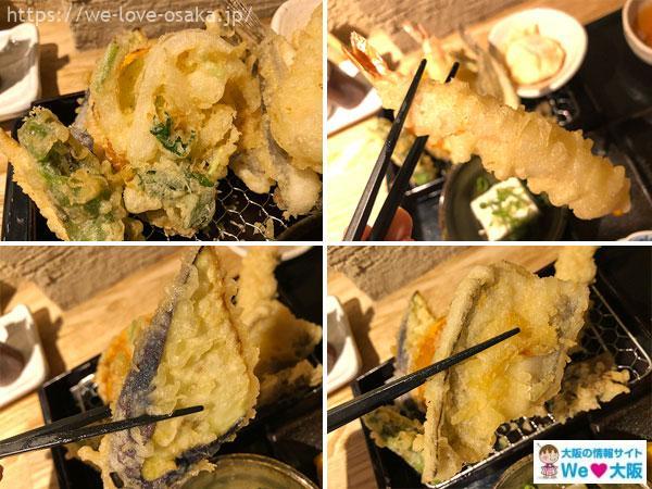天ぷら市天ぷら