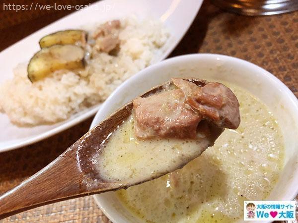 タイ食堂みうら屋料理1