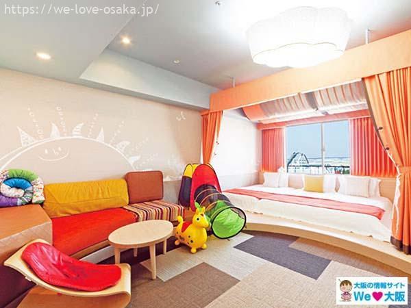 ホテル ユニバーサル ポート子供