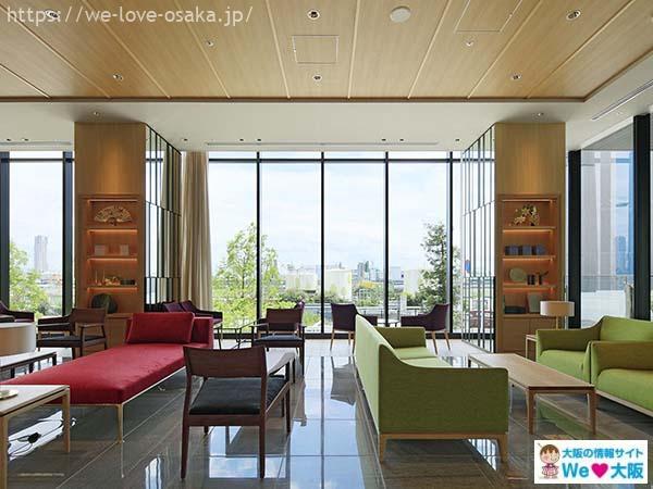 ザシンギュラリホテル&スカイスパアットユニバーサルスタジオジャパンロビー