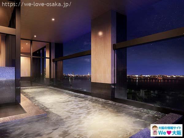 ザシンギュラリホテル&スカイスパアットユニバーサルスタジオジャパンスパ