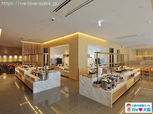 ザシンギュラリホテル&スカイスパアットユニバーサルスタジオジャパンレストラン