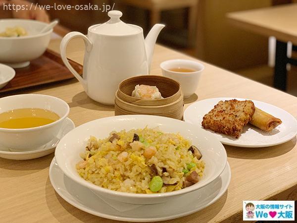 糖朝なんばダイニングメゾン店料理4