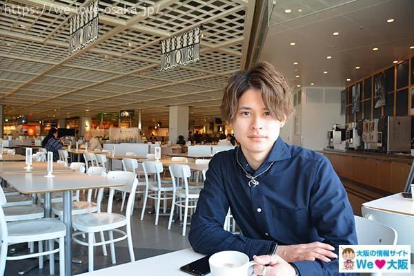 イケア鶴浜カフェ