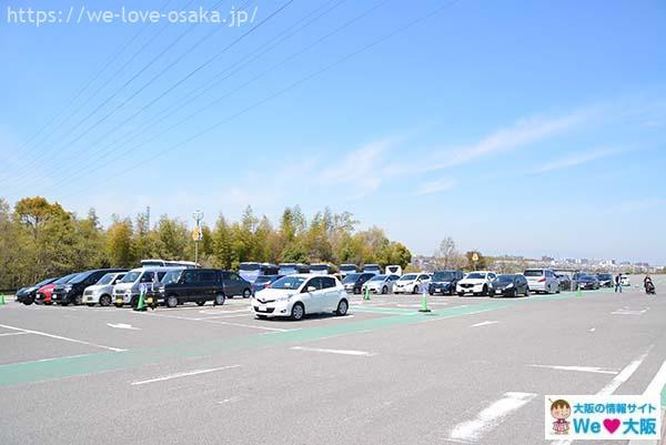 ハーベストの丘駐車場