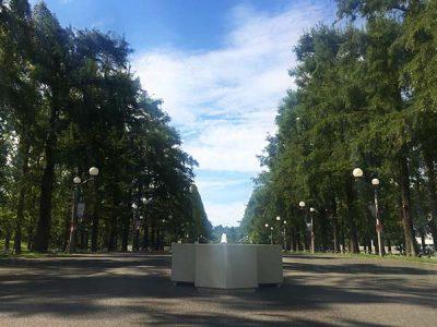 鶴見緑地公園駐車場