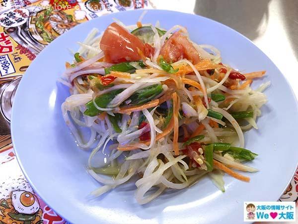 タイ屋台999梅田店料理2
