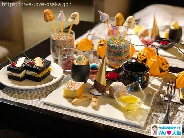 ANAクラウンプラザホテル大阪ハロウィン