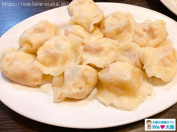 人人餃子城料理