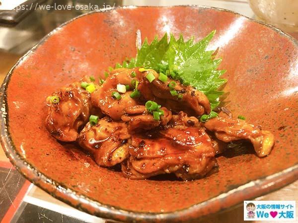WA鶏bar料理2