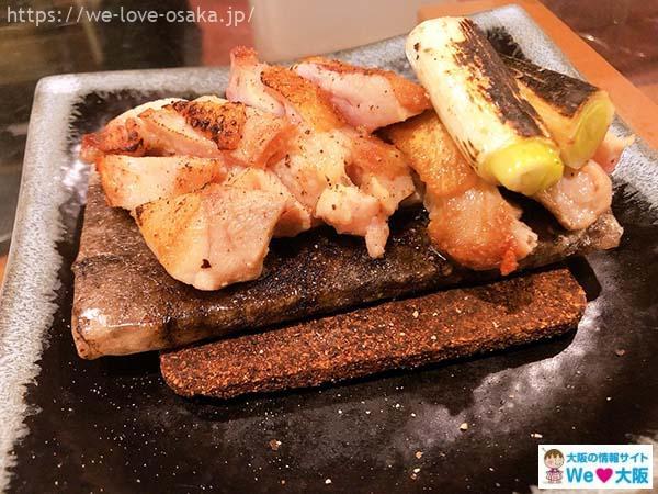 WA鶏bar料理4
