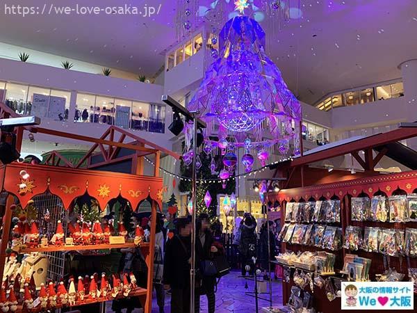 阪急百貨店クリスマスマーケット